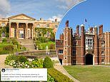 Historic Royal Palaces announces plans to reopen some of the 'beautiful outdoors spaces'