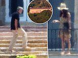 George Clooney and wife Amal quarantine in a vast mansion in Australia
