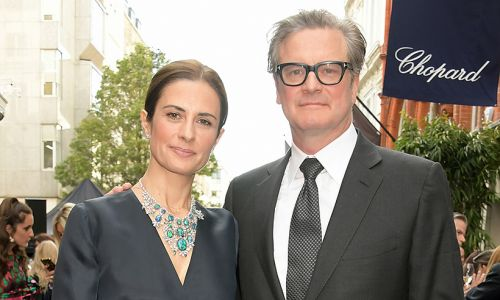 Colin Firth announces split from wife Livia - details