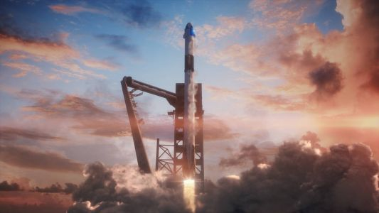 NASA announces target date for first SpaceX Crew Dragon flight