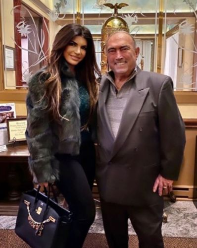 Teresa Giudice's dad Giacinto's cause of death revealed as COPD and heart problems as he passed 'surrounded by family'