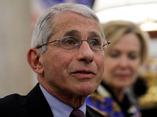 Fauci offers an optimistic timeline for a coronavirus vaccine: a trial of 30,000 people next month, and 200 million doses by 2021