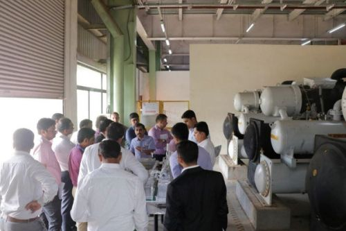 SMART ENERGY USE IN INDIA: PEER LEARNING AT MAHINDRA VEHICLE MANUFACTURERS LTD, CHAKAN
