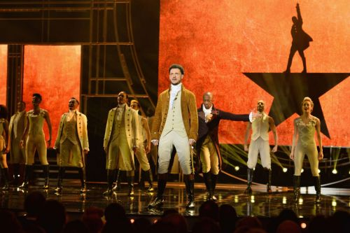 Which West End theatre was Hamilton in and when will it be open again?