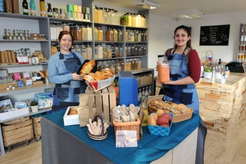Pitlochry cuts plastic waste as eco shop dream becomes real