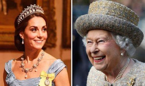 How Kate and Queen Elizabeth overcame their 'shy' nature to build 'very easy relationship'