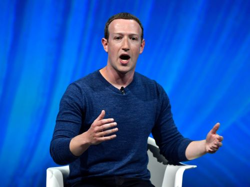 Mark Zuckerberg told enraged employees Facebook might change its policy on politicians using violent speech
