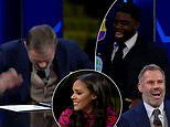 'Oh f***!': Jamie Carragher swears on US TV and upsets American viewers with 'condescending' views
