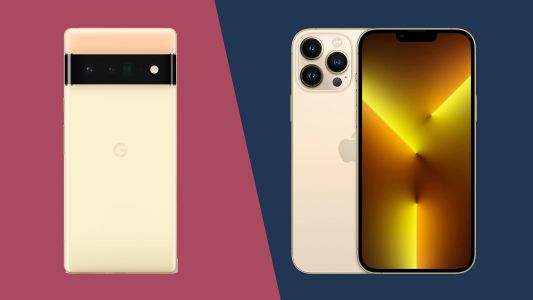 Google Pixel 6 Pro vs iPhone 13 Pro Max: Android and iOS champions do battle