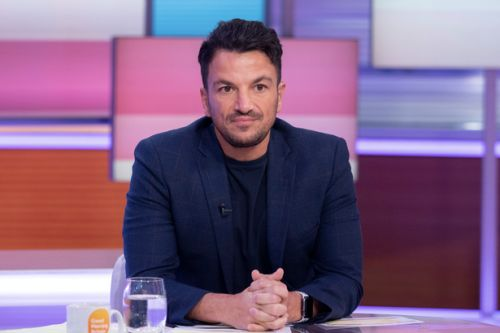 Peter Andre had therapy for over ten years to deal with depression and anxiety