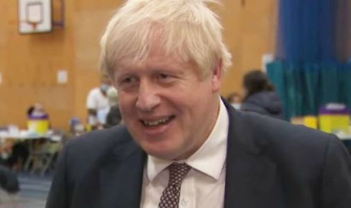 'Are you going to have a word?!' Boris put on the spot over MPs skipping mask-wearing