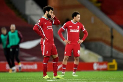 9 Liverpool stars tasted Anfield Premier League defeat for first time vs Burnley
