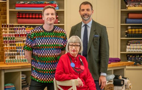 Sara Pascoe 'beyond excited' to replace Joe Lycett as Great British Sewing Bee host