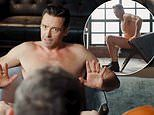 Hugh Jackman, 51, goes NUDE in new campaign for footwear brand R.M.Williams