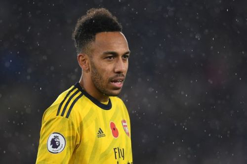 Pierre-Emerick Aubameyang's close links to Arsenal fan TV personality 'Troopz' cause captaincy ructions
