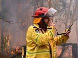 Firefighters 'are in it for the long haul' with no significant rain until next year