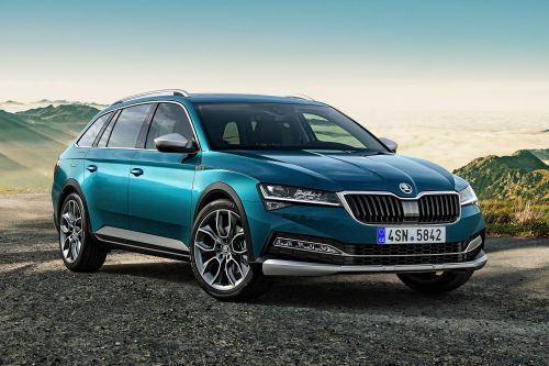 New Skoda Superb Scout joins facelifted line-up