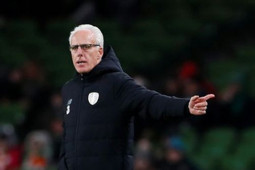 Mick McCarthy steps down as Republic of Ireland boss as Stephen Kenny takes over