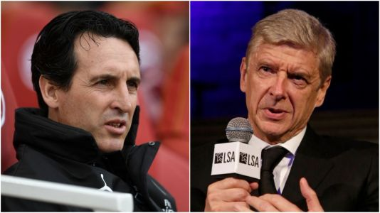 Arsenal ace Alexandre Lacazette reveals the difference between Unai Emery and Arsene Wenger