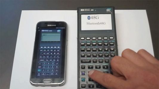 Engineers Will Love this Dead Calculator Hacked Into a Wireless Keyboard