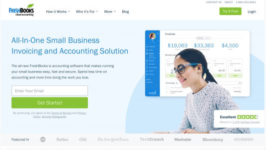 FreshBooks adds a raft of new features to its small business-friendly software