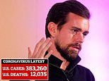 Twitter co-founder and CEO Jack Dorsey will donate $1bn of his personal wealth to coronavirus relief