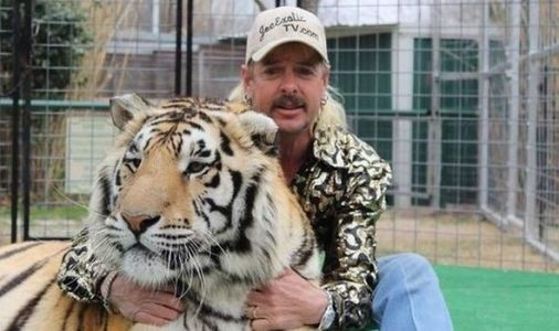 Tiger King: Joe Exotic says 'he's ashamed' of caging tigers in interview from prison