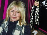 Zoe Ball is seen for first time since 'split' from construction boss Michael Reed