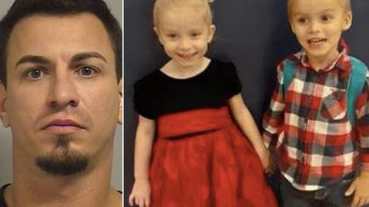 Dad whose kids climbed into hot car and baked to death has murder charges dropped