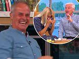 Phil Vickery leaves Holly Willoughby and Phillip Schofield in stitches on This Morning
