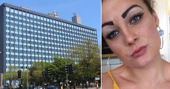 Missing 21-year-old not seen since leaving hospital