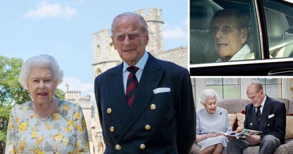 Prince Philip 'vowed not to return to hospital and remain with Queen'