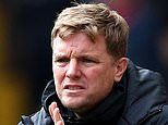 IAN LADYMAN: Eddie Howe should jump at the chance of managing Celtic
