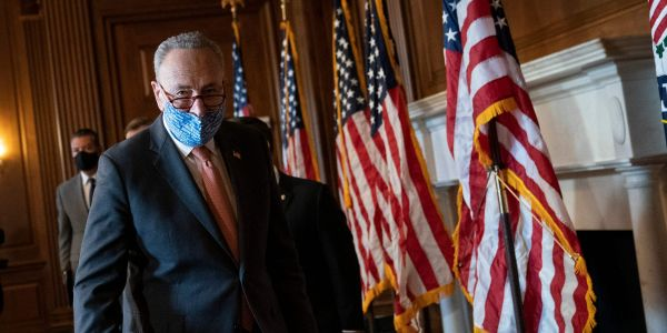 Democrats in Congress are preparing to go around Republicans to pass Biden's stimulus package