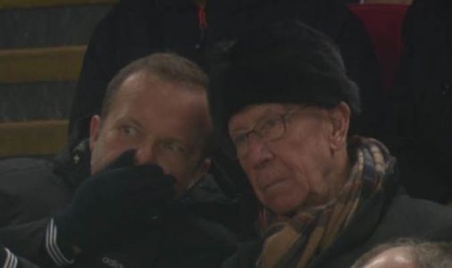 Man Utd chief Ed Woodward spotted in ANGRY exchange after Liverpool defeat - PICTURES