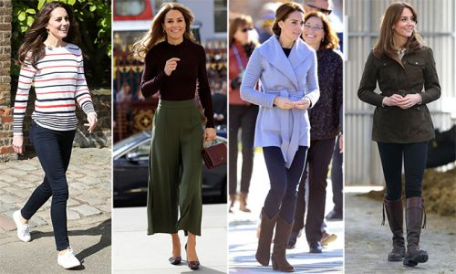 Kate Middleton's best casual looks for lockdown style inspiration