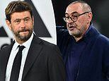 Juventus and Sarri 'still in talks over manager's compensation following his sacking this summer'