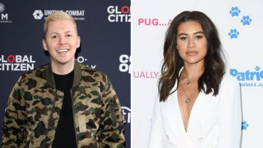 Love Island's Montana Brown is not impressed with Professor Green's dating skills