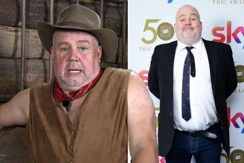 I'm a Celeb's Cliff Parisi was jailed for bank robbery at 19 but regrets his past