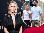 Jennifer Lawrence reveals she wishes she'd had a bigger bachelorette party