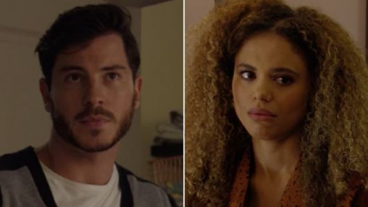 EastEnders spoilers: Domestic abuser Gray Atkins plots violent revenge as Chantelle bravely stands up to him?