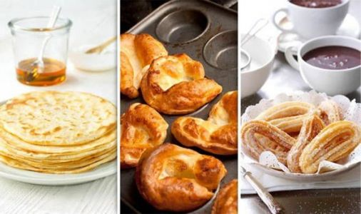 How to make batter for Yorkshire puddings, pancakes and churros