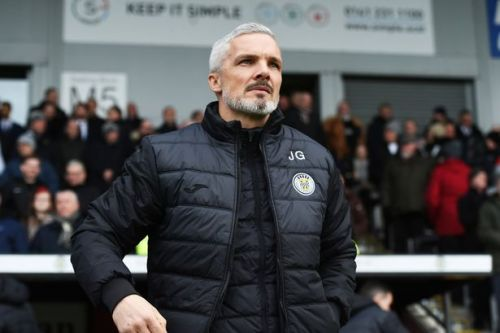 Jim Goodwin insists St Mirren don't want to lose Paul McGinn amid surprise Hibs interest