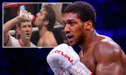 Old footage of Anthony Joshua's trainer Rob McCracken in Tyson Fury's corner emerges