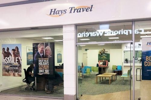 Further East Kilbride jobs at risk after Hays Travel announces hundreds of cuts