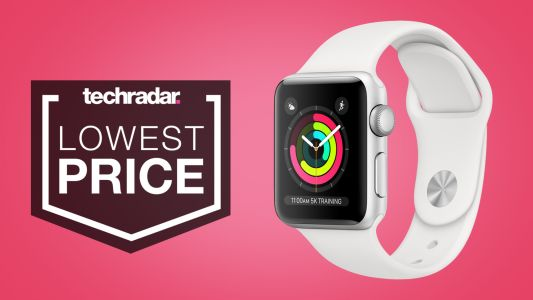 Hurry! The Apple Watch 3 is just $119 - its lowest price ever - on Amazon for Black Friday