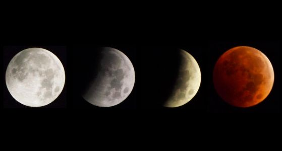 The longest total lunar eclipse in a century is about to happen - here's how Earth will color the moon blood-red