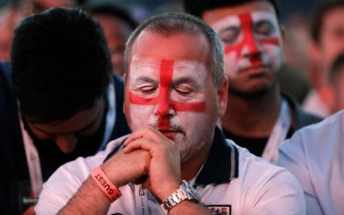 World Cup 2018: England fans furious after being denied chance to welcome Three Lions heroes back home at airport