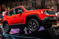 Jeep Renegade plug-in hybrid: technical details revealed