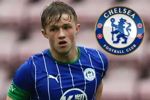 Chelsea continue to be linked with 17 year old starlet